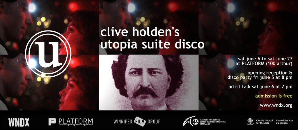 Clive Holden's Utopia Suite Disco