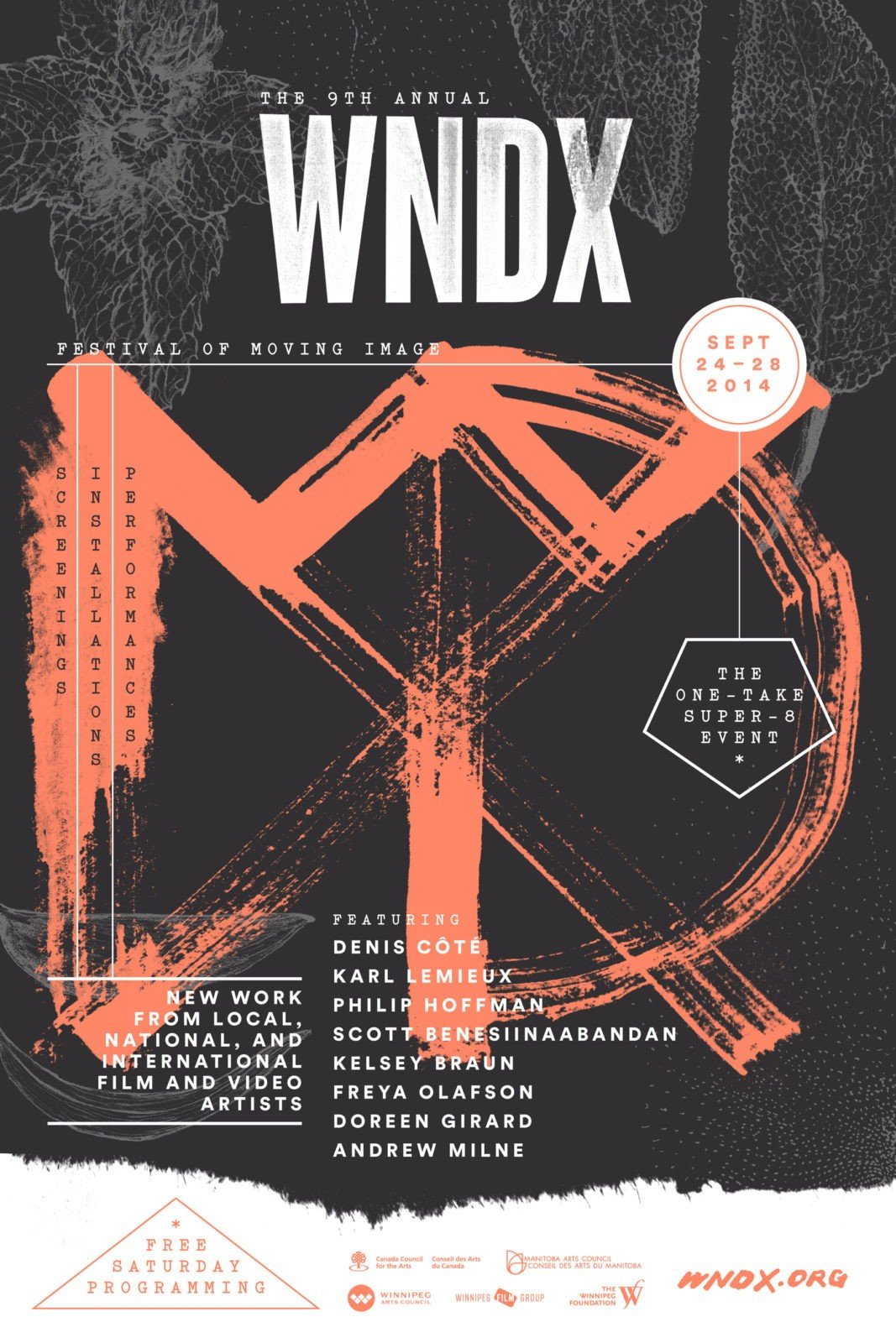 Welcome to WNDX's 9th Edition
